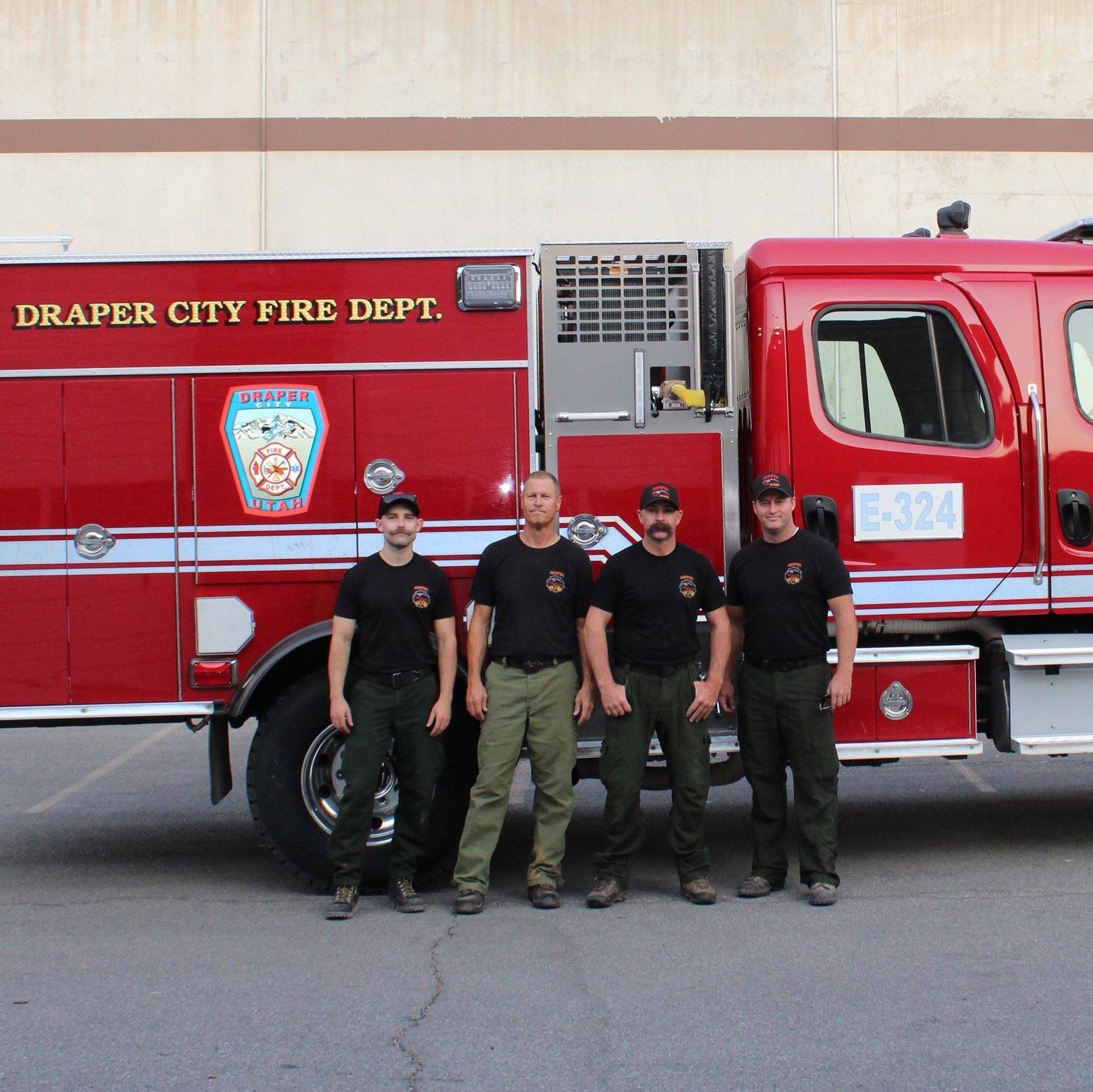 fire crew to cali-square
