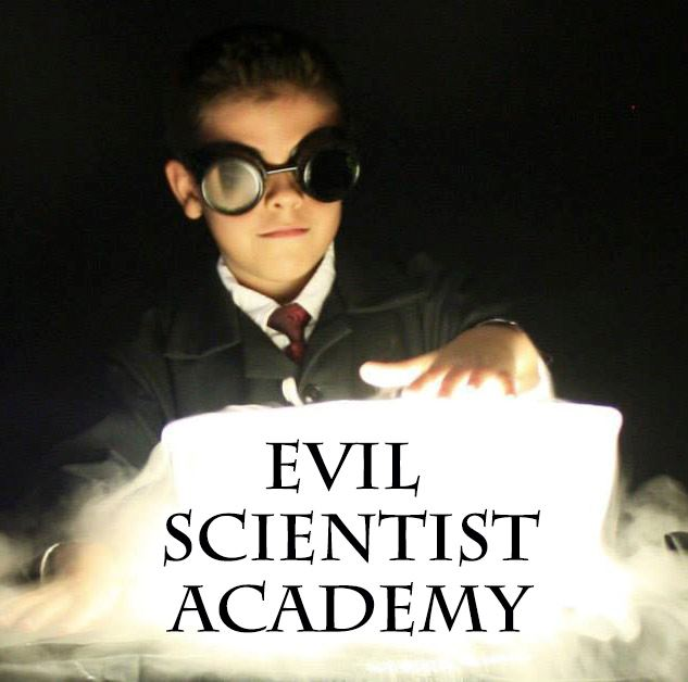 Evil Scientist Academy