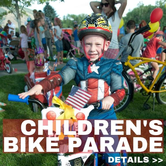 6X6 Children Bike Parade 2019
