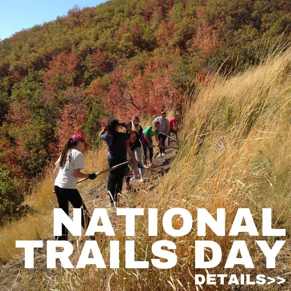 6x6 National Trails Day 2019