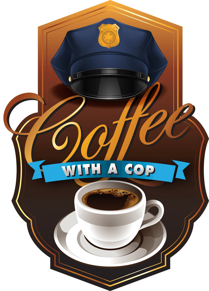 Coffee with a Cop icon