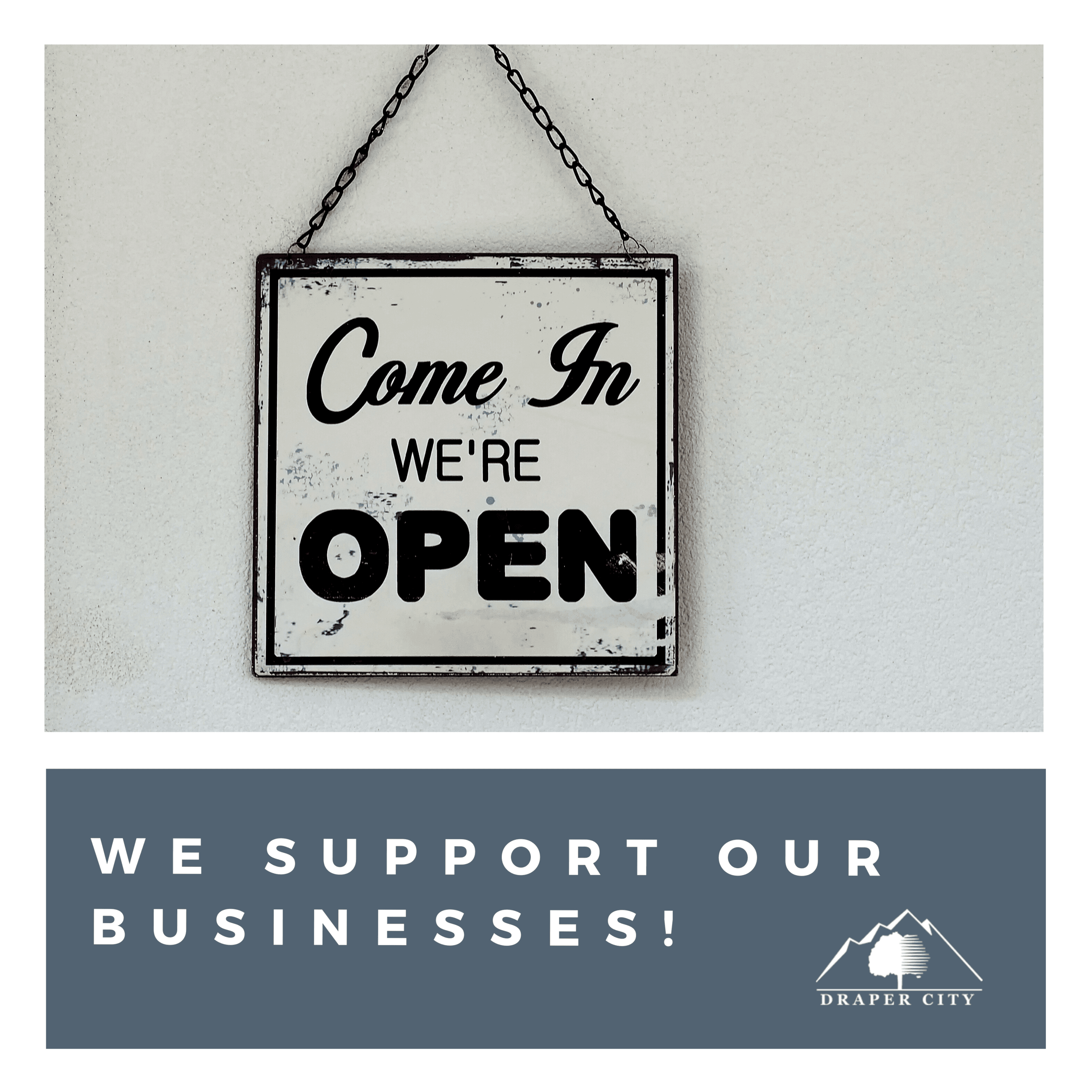We support our businesses