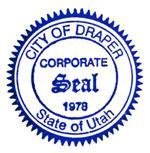 Draper City Seal
