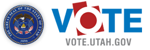 Vote Utah.gov logo